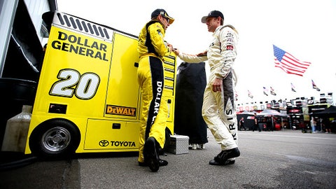 Carl and Kenseth