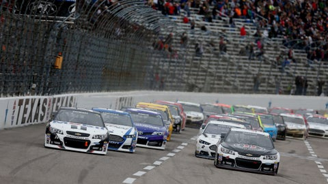 Best non-Chaser odds to win AAA Texas 500