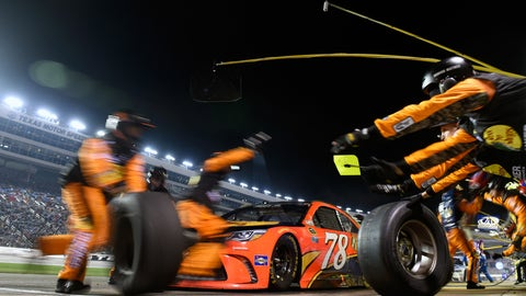 Who will make pit road strategy pay off?