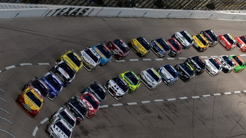 5 storylines to watch in the AAA Texas 500
