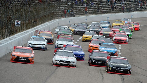 Updated XFINITY Series Chase grid