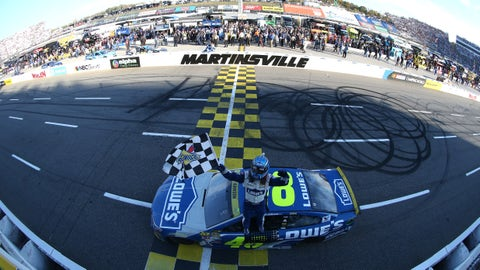 Martinsville magic