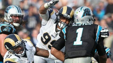 Carolina Panthers (last week: 24)