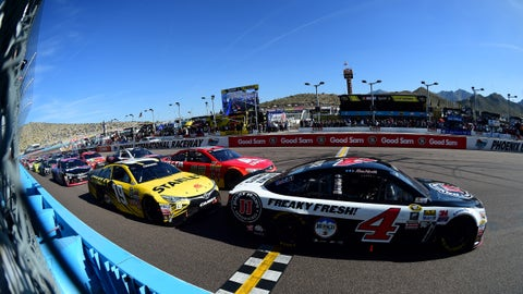 By the numbers: How the 8 Chasers stack up at Phoenix