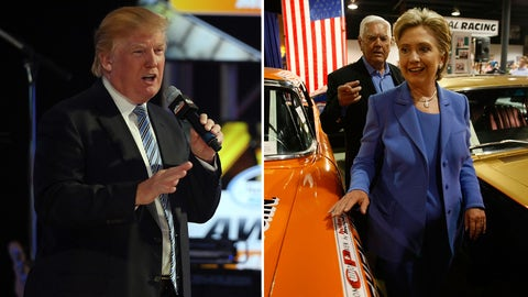 NASCAR and politics collide