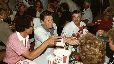Ronald Reagan, 1984