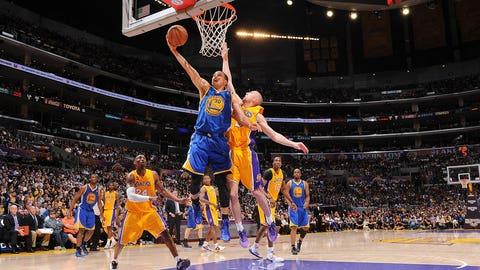 April 12, 2013, at L.A. Lakers