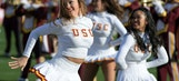College football cheerleaders: Week 10