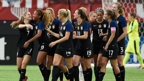 USA vs. Romania – Sunday, 9pm ET (LIVE on FS1)