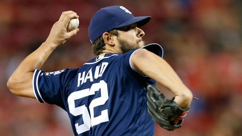 San Diego Padres: RP Brad Hand