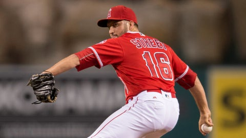 Los Angeles Angels: RP Huston Street