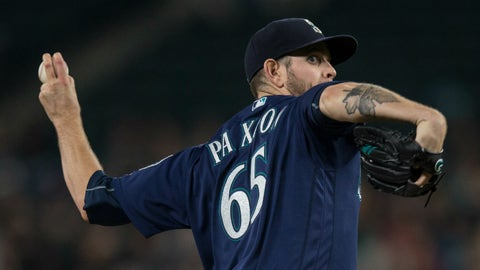Seattle Mariners: SP James Paxton