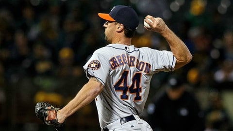 Houston Astros: RP Luke Gregerson