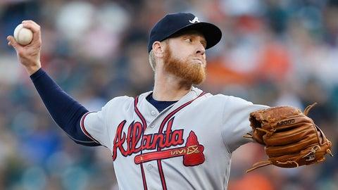 Atlanta Braves: SP Mike Foltynewicz