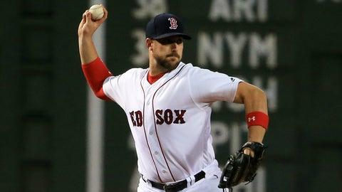Boston Red Sox: 1B/3B Travis Shaw