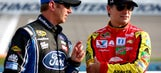 NASCAR drivers with at least 500 consecutive starts
