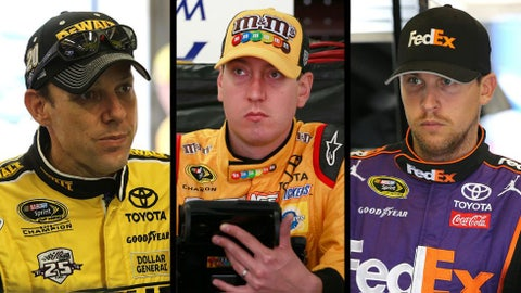 Another JGR driver joins Edwards in Championship 4