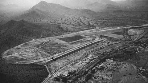 A racing oasis