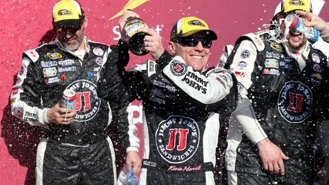 Kevin Harvick's record 8 wins at Phoenix