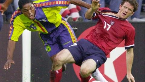 USA vs. Ecuador – June 7, 2001