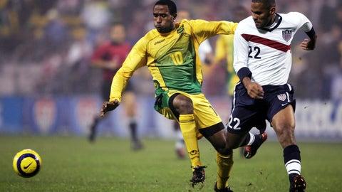 USA vs. Jamaica – November 17, 2004