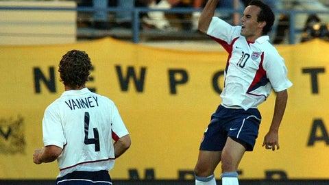 USA vs. Paraguay – July 6, 2003