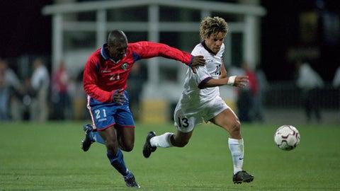 USA vs. Costa Rica – October 20, 2000