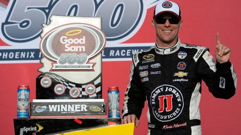 Can Kevin Harvick win again?