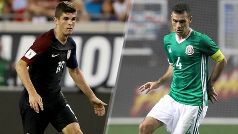 Christian Pulisic vs. Rafa Marquez