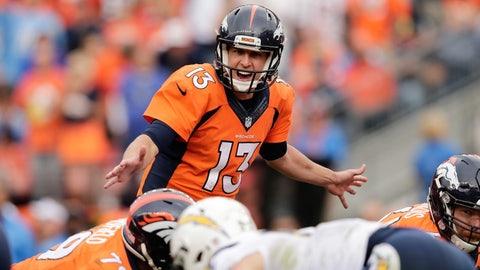 Denver Broncos (last week: 4)