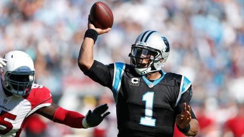 Carolina Panthers (last week: 28)