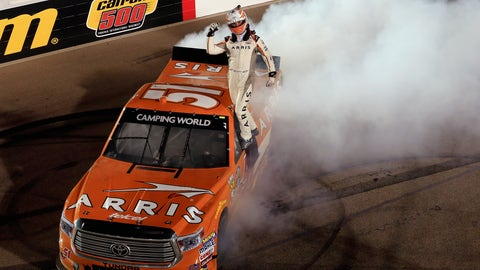 Daniel Suarez, 3,075 points