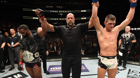 The winner of Tyron Woodley vs. Stephen Thompson 2