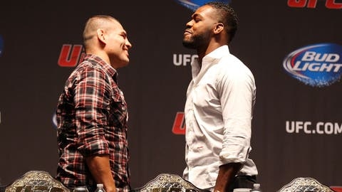Jon Jones vs. Cain Velasquez