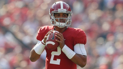 Jalen Hurts, Alabama, QB