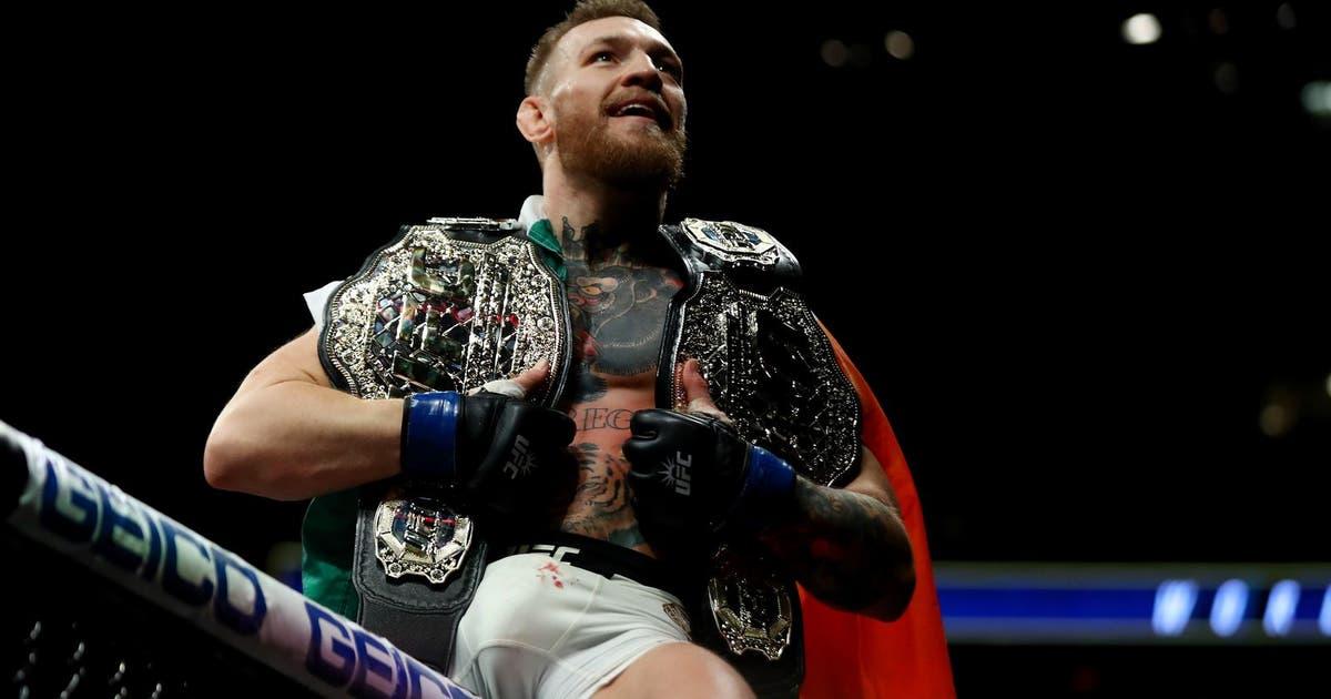 30 Amazing Photos From UFC 205 Alvarez Vs McGregor FOX