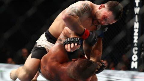 UFC 205: Edgar v Stephens