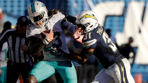 Miami Dolphins (last week: 20)