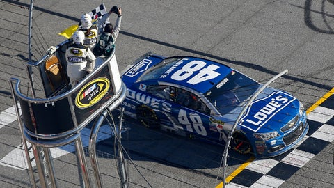 Jimmie Johnson, 5