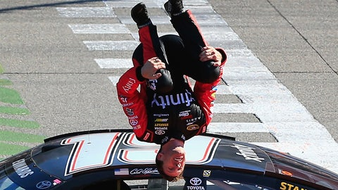 Carl Edwards, Toyota Owners 400