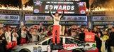 Was Texas Carl Edwards' last win?