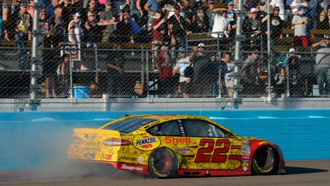 Joey Logano, Can-Am 500 at Phoenix