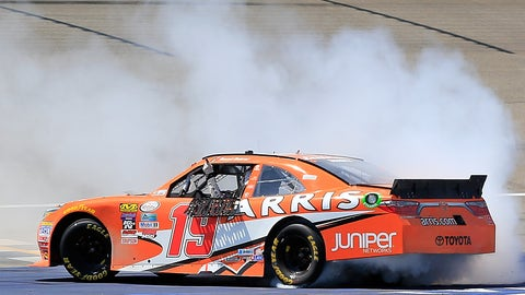 First win in XFINITY Series