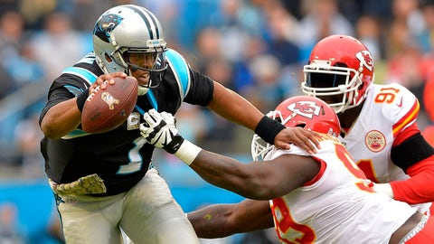 The Carolina Panthers failed to seal the deal