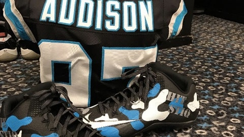 Mario Addison, Carolina Panthers