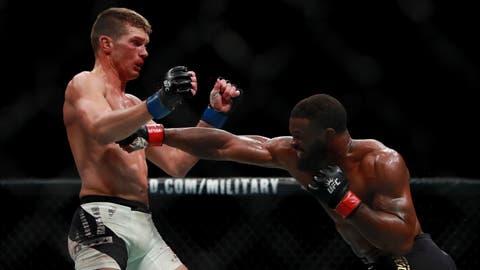 UFC 205: Woodley v Thompson