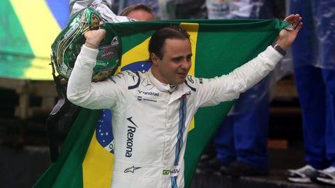 Goodbye, Felipe!