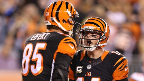 The Bengals are approaching desperation mode