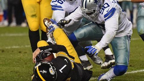 Dallas Cowboys: Pass rush