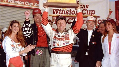 Kulwicki wins the war